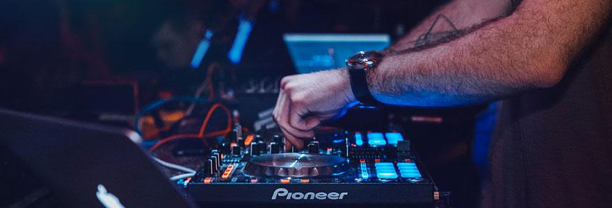 DJ pour animer une soirée