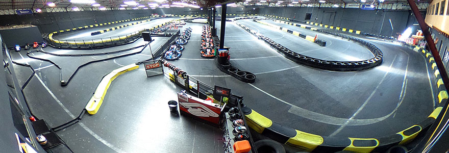 circuit karting Toulouse