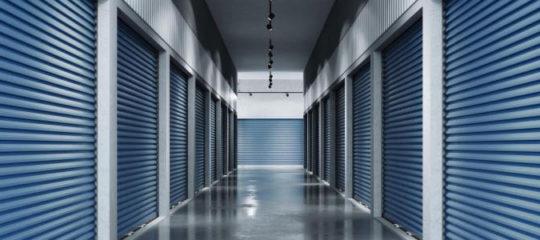 Solutions de stockage temporaire pour professionnels