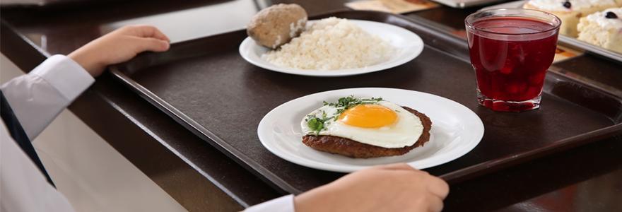 plateau repas en ligne