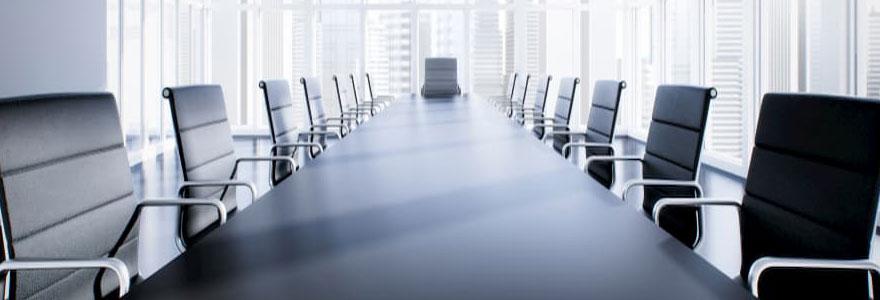 salles et de réunions pour entreprises