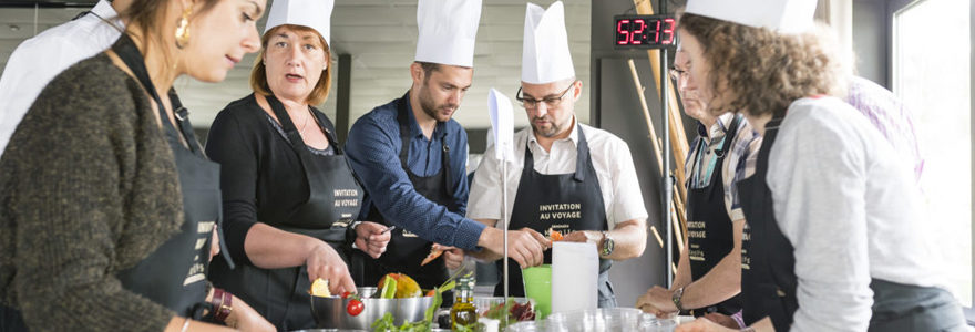 cuisine teambuilding
