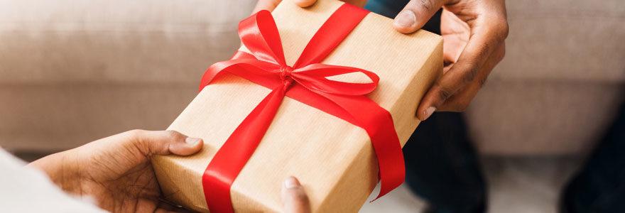 cadeau d-entreprise