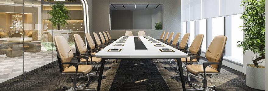 Salles de réunion pour entreprises